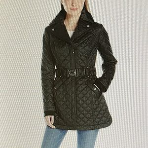 Beautiful Belted Down Coat